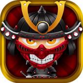Battle Clans Samurai and Ninja icon