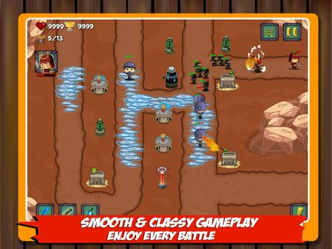 Battle Clans Samurai and Ninja apk screenshot