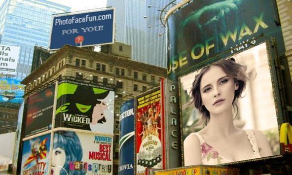 Cute Billboards Frame screenshot 1