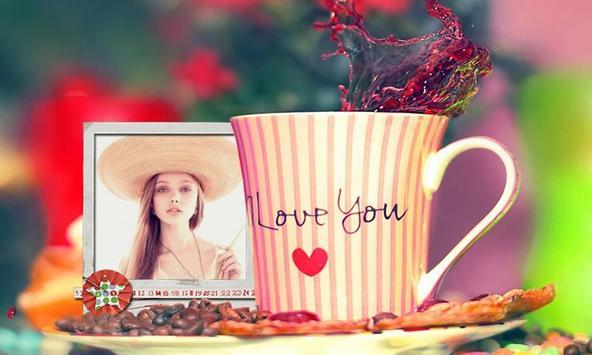 Lovely Romantic Photo Frame screenshot 2