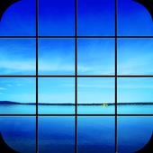 Blue Puzzle Games icon