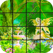 Fairytale Puzzle Games icon