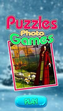 Fairytale Puzzle Games poster