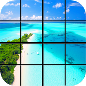 Sea And Sky Puzzle Games icon