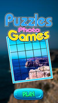 Sea And Sky Puzzle Games poster