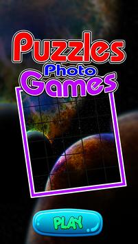 Space Puzzle Games poster
