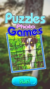 Puppy Puzzle Games poster