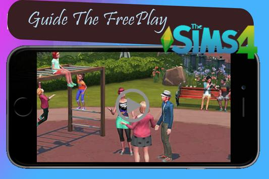 Guide The sims4 building - Freeplay screenshot 1