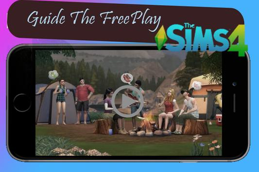 Guide The sims4 building - Freeplay screenshot 2