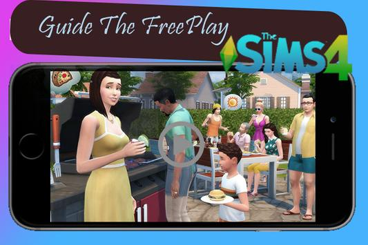 Guide The sims4 building - Freeplay screenshot 3