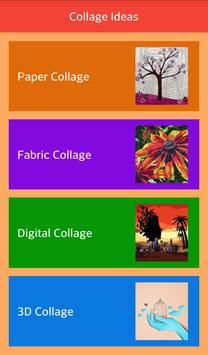 Creative Collage Ideas poster