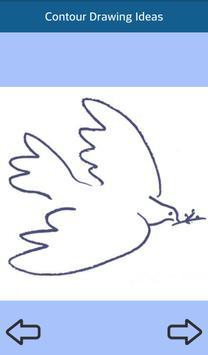 Contour Drawing Ideas apk screenshot