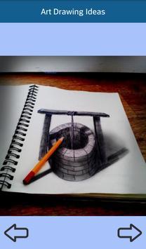Creative Art Drawing Ideas apk screenshot