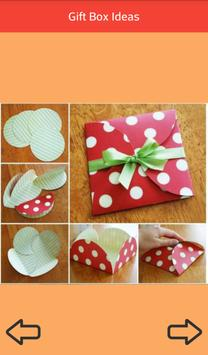 Attractive Gift Box Tutorials apk screenshot