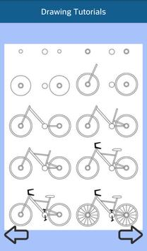 Step By Step Drawing Tutorials apk screenshot