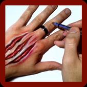 Hand Art Illusion icon