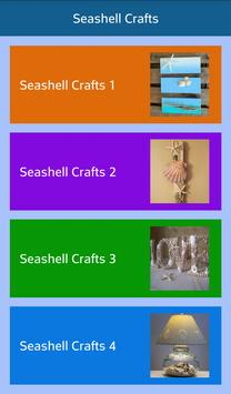 Seashell Crafts poster