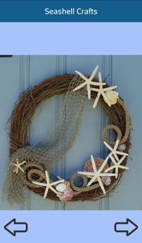 Seashell Crafts apk screenshot