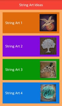 Latest String Art Ideas apk screenshot