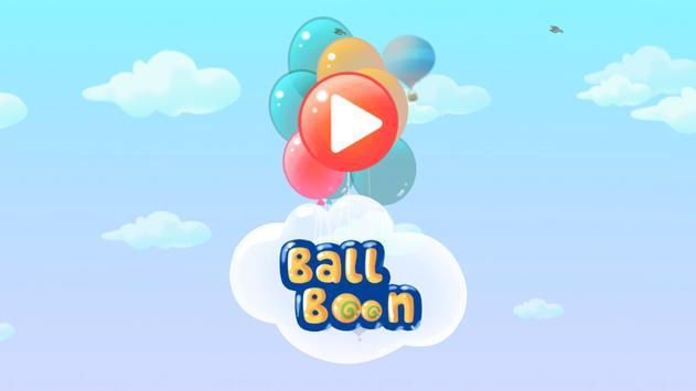 BallBoon poster