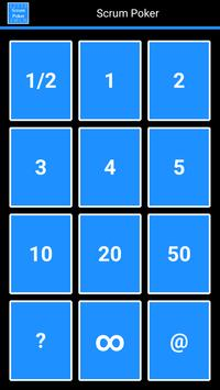 Agile/Scrum Poker screenshot 4