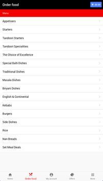 Tandoori Flames screenshot 2