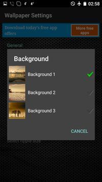 Sepia Live Wallpaper apk screenshot