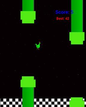 Flappy chicken bird screenshot 5