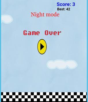 Flappy chicken bird screenshot 6