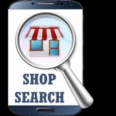 Shop Search icon