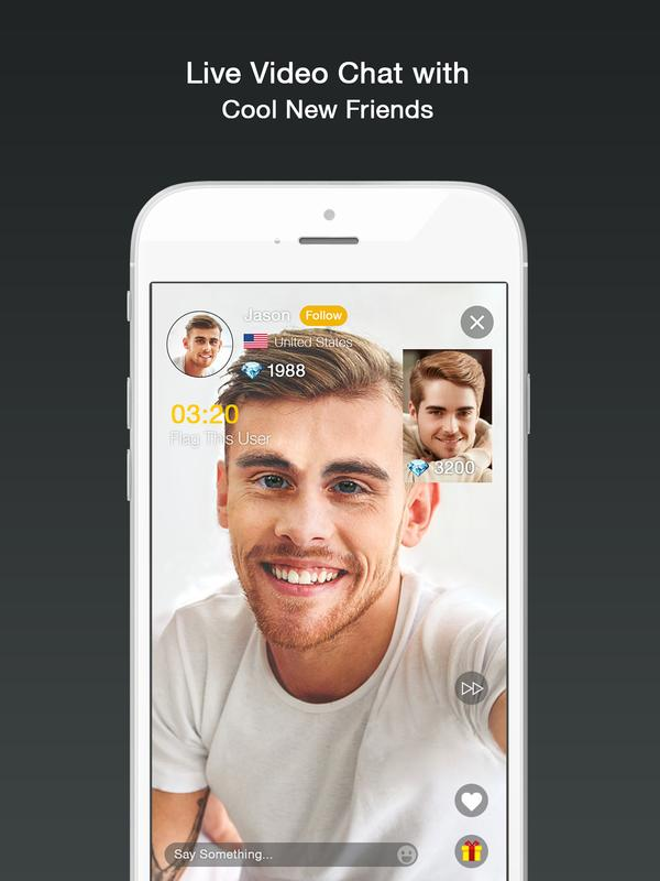 gydoo is an anonymous gay chat app