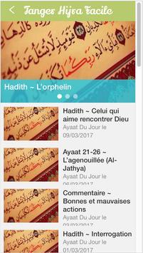 Tanger Hijra Facile screenshot 4