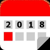 1 Kalender 2018 Versi Offline For Android Apk Download