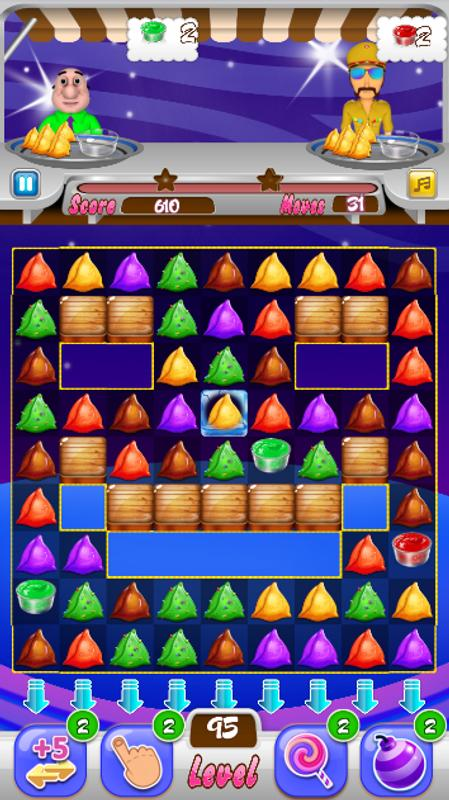 Motu Patlu Samosa Crush For Android Apk Download