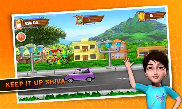 Shiva Cycling Adventure स्क्रीनशॉट 3