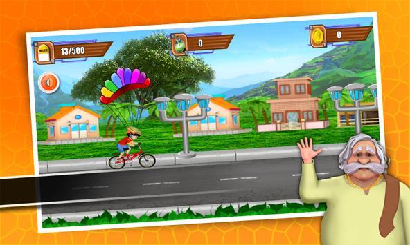 Shiva Cycling Adventure स्क्रीनशॉट 5