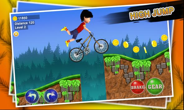 Shiva Biking Tales स्क्रीनशॉट 1