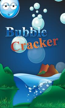Bubble Cracker poster