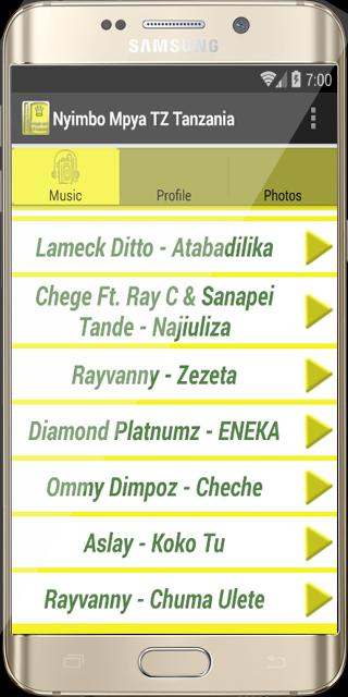 Nyimbo Mpya Za Bongo Fleva for Android - APK Download
