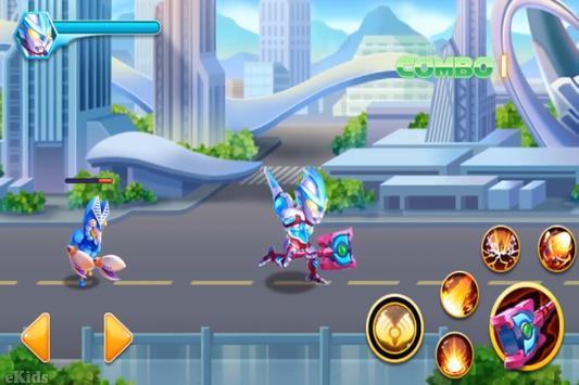 Game Crazy Ultraman Super Hero Trick screenshot 3