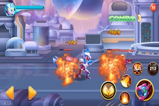 Game Crazy Ultraman Super Hero Trick screenshot 1