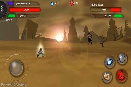 TricK Dragon Power Level Warrior poster