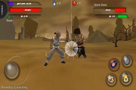 TricK Dragon Power Level Warrior apk screenshot