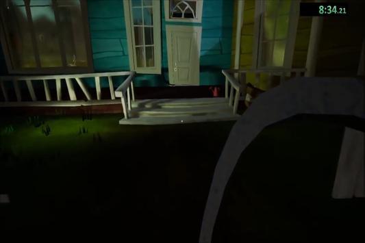 Game Helloe Neighbor! Trick apk screenshot