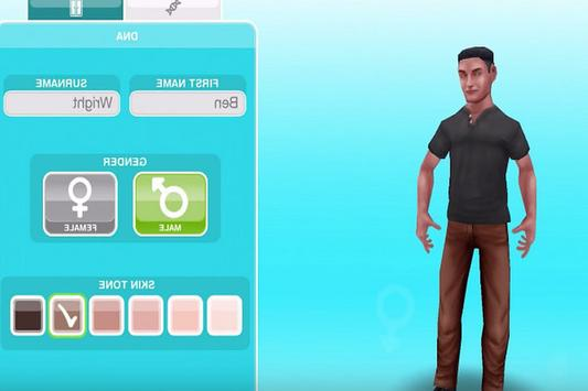 Game The Sims 4 : Best Trick apk screenshot