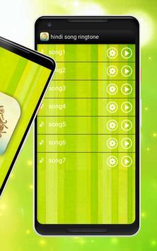 hindi song ringtone screenshot 1