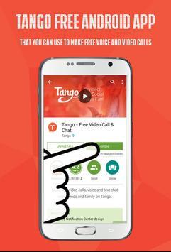 tango phone chat