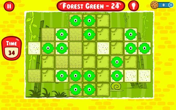 Amoeba Solitaire screenshot 3
