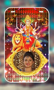 Durga Devi Photo Frames poster