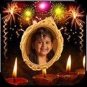 Happy Diwali Photo Frames icon